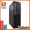 【送料無料】レノボ・ジャパン 10B7A27AJP [ThinkCentre M73 Small (i5/SM/W7DG)]【デスクトップPC Intel Core i5 Windows7Pro】