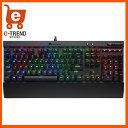 【送料無料】コルセア CH-9101011-JP [メカニカルゲーミングキーボード K70 LUX RGB 日本語 Cherry MX RGB Blue]