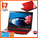 【送料無料】PC-SN232HSA8-2 [LAVIE Smart NS(S)(Core i3-6100U/4GB/500GB/15.6/DSM/マウス/Win...