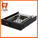 【送料無料】ENERMAX EMK3102 [2.5インチHDD/SSD用3.5インチベイ内蔵型ラック(耐振動防止設計)]