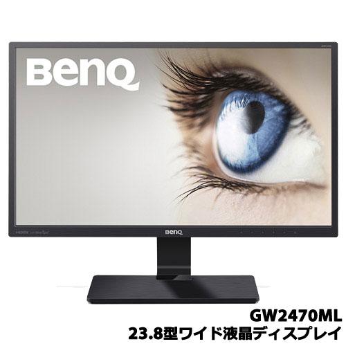 BenQ LCD GW2470ML [23.8型LCDワイドモニター AMVA+ LEDパネル]