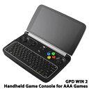 GPD WIN 2 [ハンドヘルドゲームPC (Core m3-7Y30/8GB/128GB SSD/6インチ HD液晶/Wi-Fi/ジョイスティック)]