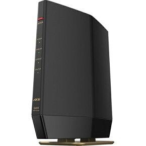 バッファロー WSR-5400AX6S/DMB [無線LANルーター 11ax/ac/n/a/g/b 4803+573Mbps WiFi6/Ipv6対応]