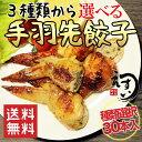 【スーパーSALE特価!】【手羽先餃子 30本入で...