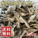 出汁用 白口イワシ 250g いりこだし 煮干し 雑魚
