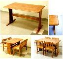 食堂テーブル 幅120 奥行75角の丸いタイプ T字脚 21.0kg[ダイニングテーブル コンボ 120X75]