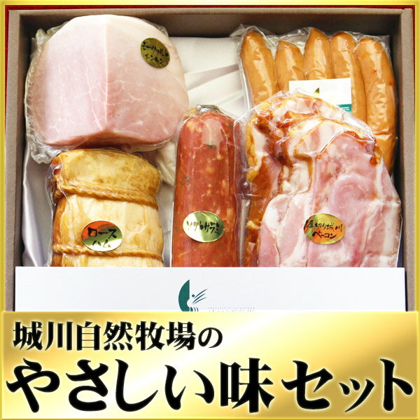 城川自然牧場 やさしい味セット【送料込】【御祝 ...の商品画像
