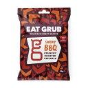 ショッピングバーベキュー 『イートグラブ Eat Grub クランキー ロースト クリケット BBQ 12g × 1袋』【昆虫フード 昆虫食 低糖質 アミノ酸 栄養 スナック】