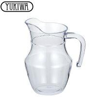 『ユキワ ピッチャー 560cc』【YUKIWA テーブルウェア キッチン用品 食器 ウォーターポット ピッチャー 水差し 水入れ】
