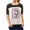 ショッピング閉店 プラムス クチュール Tシャツ PLUMS COUTURE ピンク 9BWT037 PNK001