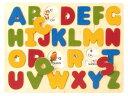 Ed.inter エドインター 木製パズル ABCパズル〜3歳ごろから楽しめるアルファベットを学べる木製知育パズルです。アルファベットを頭と目だけでなく手を使っ...