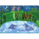 [メール便可] エバマリア・オットーハイドマン ポストカード お池〜ドイツを代表する絵本作家、エバマリア・オットーハイドマンのイラストを用いたポストカード「メルヘンシリーズ」。