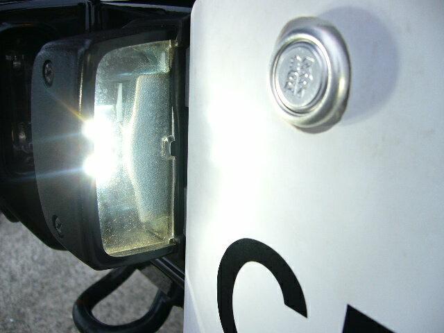 LEDナンバー灯 Mercedes Benz ...の紹介画像2