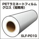 短期PETラミネートフィルム グロス[63.5cm×10mロール]