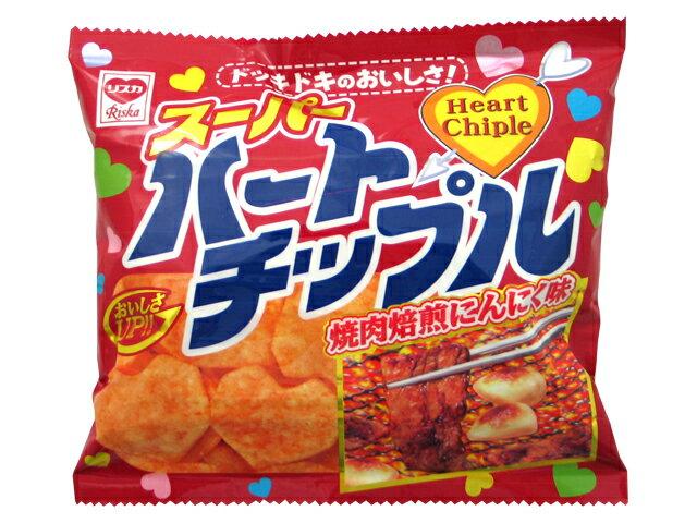 リスカのハートチップル15g 30円 30入【駄菓子】