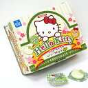 【抹茶】ハローキティ レリーフチョコ 50個入【駄菓子】