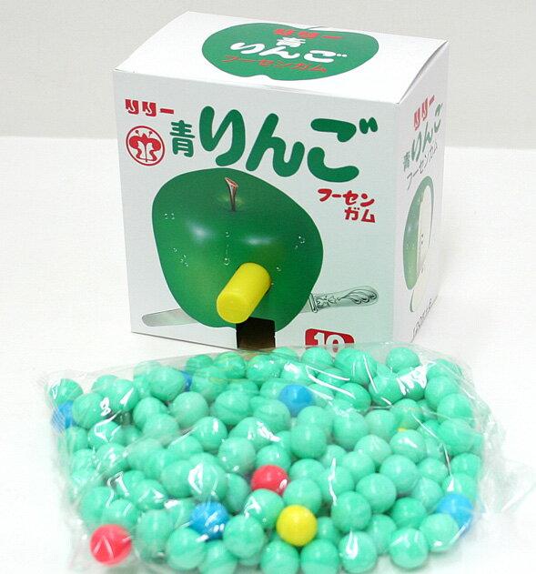 10円 玉出しガム 120付 青りんご【駄菓子】