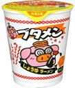 ブタメン、しょうゆラーメン 30入【駄菓子】