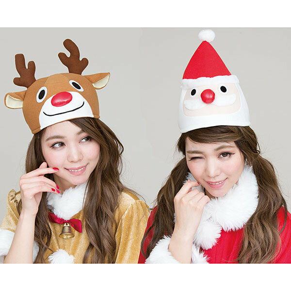 クリスマス着ぐるみ トナカイのルドルフちゃん / コスチューム 衣装 仮装