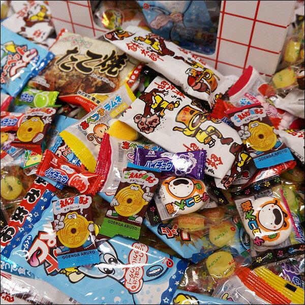 色々駄菓子・飴つかみどり 500個の紹介画像2