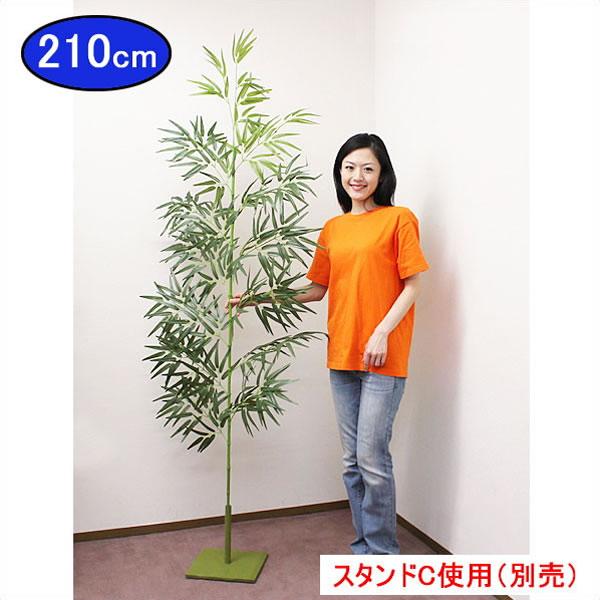 七夕本格笹・リアル青竹(210cm)...:event-ya:10019673