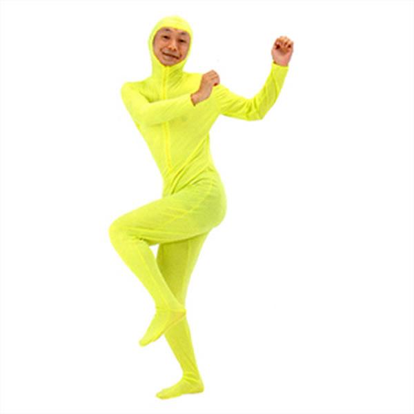 全身タイツ 黄:販促イベント屋