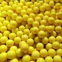 【特価】【在庫限り】 抽選器の玉 【中古・特価】 黄色200個
