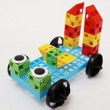 ブロックで自分だけの車が作れる。オープンブロックカー