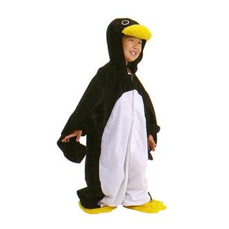 把他們的服裝 [當整個] [動物穿戴] 孩子企鵝企鵝