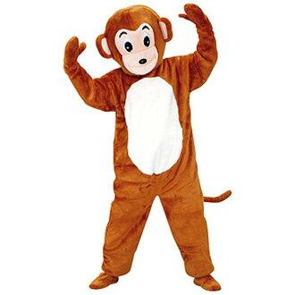毛絨猴子 C