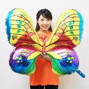 其它 - 夏の装飾風船 カラフル蝶々 78cm