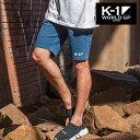 ハーフパンツ メンズ ショーツ K-1 ショートパンツ インディゴ サーフ系 お兄系 オラオラ系 BITTER ビター系 JOKER ジョーカー DIVINER ディバイナー 格闘技 tシャツ