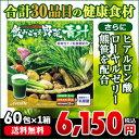飲みごたえ野菜青汁(60包)【送料無料・代引き手数料無料】3...