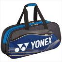 《スーパーSALE期間限定ポイント5倍》bag1601w ヨネックス YONEX テニス・バドミントン トーナメントバッグ テニス2本用 ブルー 05P0Oct16