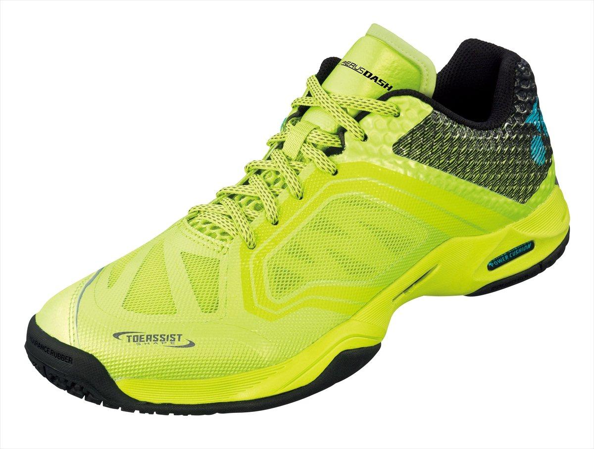 shtadgc ヨネックス YONEX テニス パワークッション エアラスダッシュGC POWER CUSHION AERUSDASH GC ユニセックス ライム  05P0Oct16