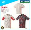 【お買い得商品】ヨネックス YONEX バドミントン ゲームシャツ フィットスタイル ウェ