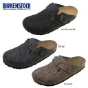 ビルケンシュトックボストン BIRKENSTOCK Boston wool, 3 felt patterns 060863 160373 160583 [tomorrow easy correspondence]