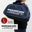 バッグ MADISON SQUARE GARDEN BAG マジソンバッグ L サイズ LARGE 30L 大容量 ボストンバッグ ネイビー あす楽対応