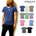 Vネック Tシャツ メンズ 半袖 tシャツ 無地 vネック カラー 05P03Dec16
