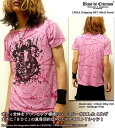     T LWHA Dripping SST (Skull Rose)      T  ROCK 