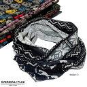 ネックウォーマー スヌード スカーフ 総柄 薄手 アニマル柄 スカル柄 / 10パターン以上の使