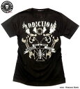 ADDICTION CLOTHING     T