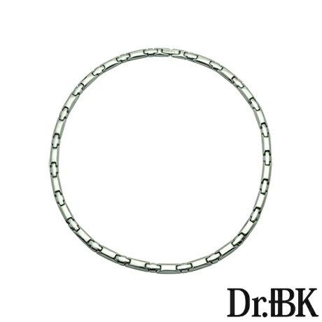 【ポイント2倍】Dr.+BK ゲルマニウムネックレス NS001TS2(シルバー)