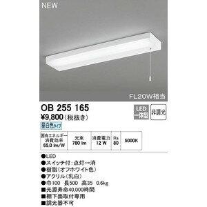 オーデリック スイッチ付LEDキッチンライト流し...の商品画像