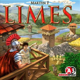 【店長の趣味】LIMES リメス【海外ボードゲーム】手軽な2人用ゲーム