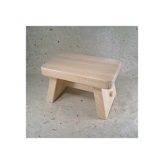 [Hinoki] a bath chair [large size]