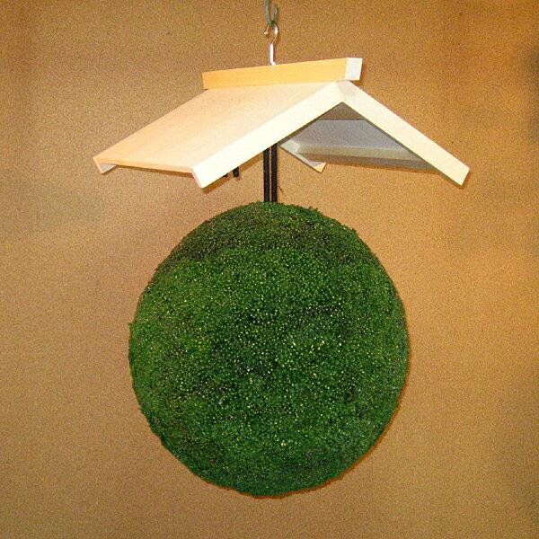 杉玉 ( 酒林 )直径45センチ 白木笠セット