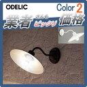 エクステリア 屋外 照明 ライトオーデリック(ODELIC) 【ポーチライト OG254104LC 黒色 OG254103LC 白色】 ブラケットライト 壁面・玄関灯 カントリースタイルに溶け込むヴィンテージデザイン 別売りセンサー有り