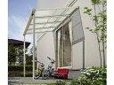 YKKAP ヴェクターテラス F型 テラスタイプ 単体 テラス屋根 【現場打ち合わせ無料・全国工事対応・送料無料】