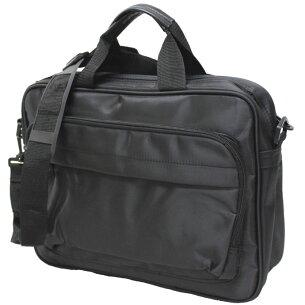 ビジネスカジュアルバッグ ブラック プレゼント